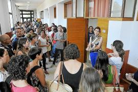 La prueba anulada en las oposiciones de auxiliar se repetirá en noviembre