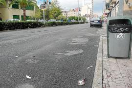 Pastor prevé rebajar la contrata de la limpieza de calles, jardines y edificios