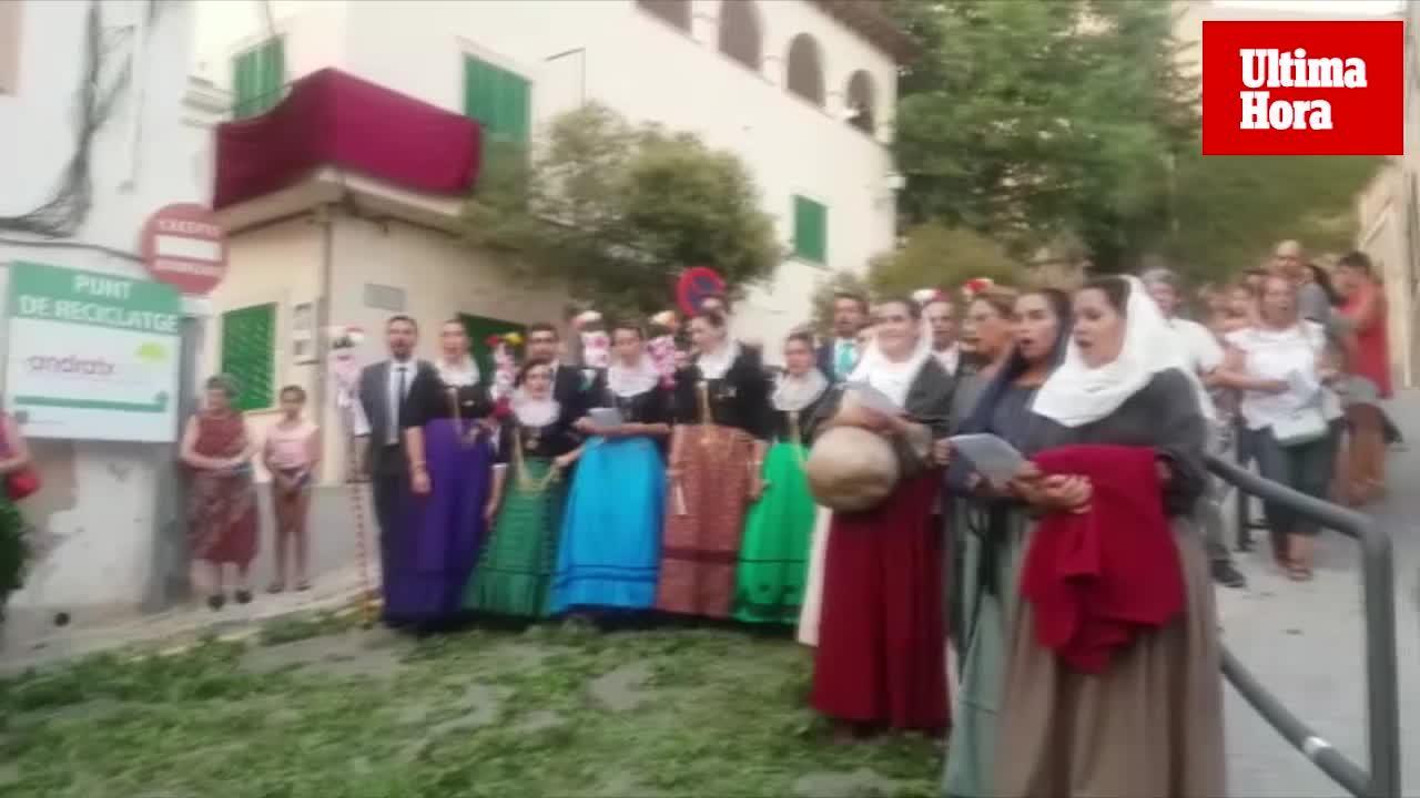 Andratx rinde homenaje a ses Madones
