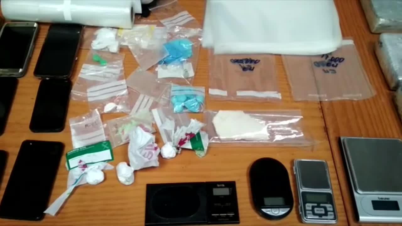 Asciende a 16 el número de detenidos en la 'operación Titanum' contra el tráfico de drogas