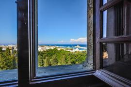 Detenido en Palma un ladrón que entraba por las ventanas abiertas de las viviendas