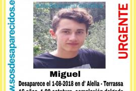 Buscan a un adolescente desaparecido hace dos días en Argentona