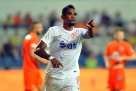 Eto'o deja el Konyaspor seis meses después de su llegada al club turco