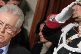 El tecnócrata Monti intenta formar gobierno en Italia con el beneplácito de Berlusconi