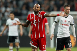 Acuerdo entre el Barça y el Bayern para el traspaso del chileno Arturo Vidal