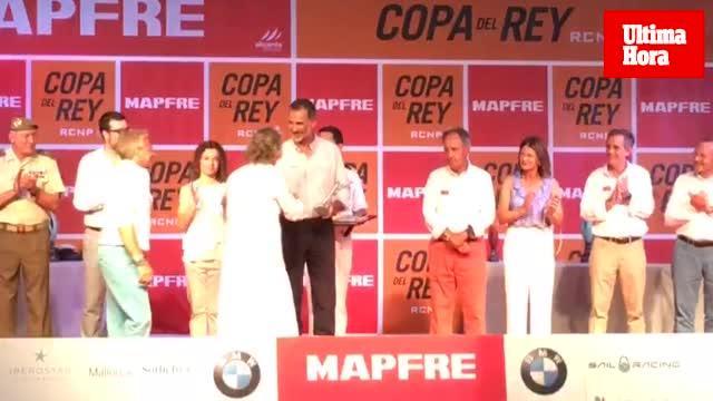 La Copa del Rey Mapfre de Vela corona a sus campeones