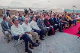 La entrega de las Medallas de oro de la Ciudad de Ibiza, en imágenes (Fotos: Marcelo Sastre).