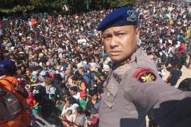 Un terremoto en la isla indonesia de Lombok causa cerca de un centenar de fallecidos