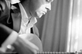 Esteban Espinoza, concierto de guitarra