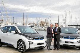 La firma germana ha apostado por la Isla para facilitar el uso de sus modelos eléctricos.