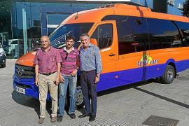 Autovidal entregó un nuevo microbús Mercedes-Benz Sprinter a Futurtrans
