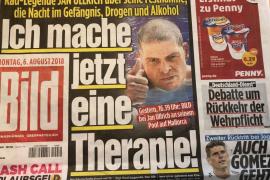 Jan Ullrich y Til Schweiger, una amistad truncada como consecuencia de las drogas