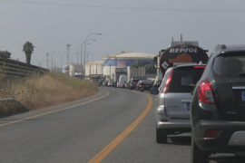 Nuevos cortes viarios en el segundo tramo de la Vía Conectora de Palma