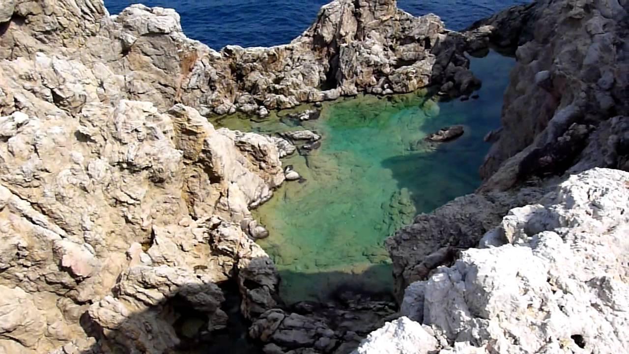 Piscinas al natural en Mallorca