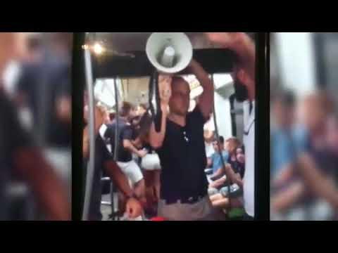 Nueve detenidos tras desatar el pánico en el metro de Valencia