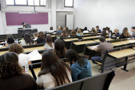 Los estudiantes de la UIB convocan huelga para  este jueves