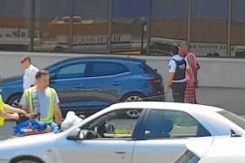 Interceptan en un control a los acusados de una oleada de robos en Cala Agulla