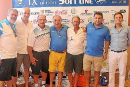 IX Torneo de Golf Soft Line en Puntiró