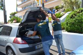 Arrestado en Calvià un trabajador de la ONU por agredir a su compañera