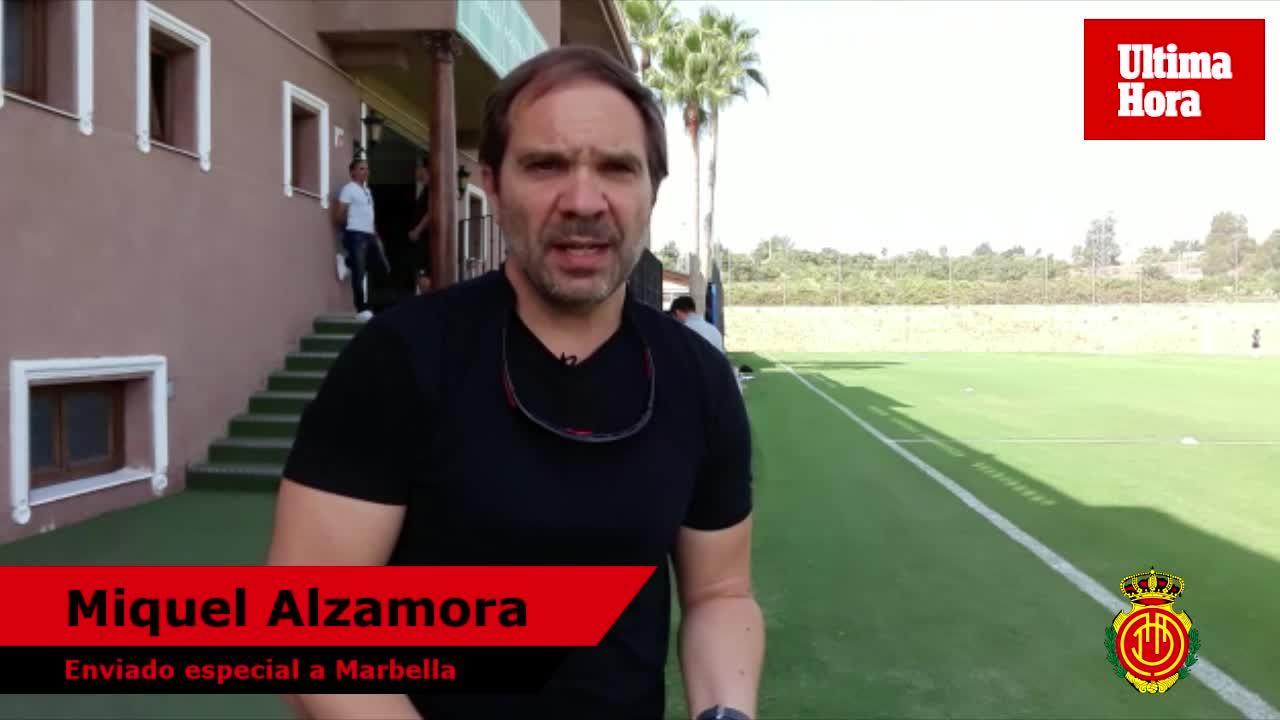 El tope salarial marca la confección de la plantilla del Real Mallorca