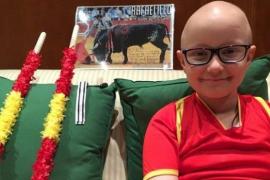 Procesados tres tuiteros por amenazar a Adrián, el niño aficionado a los toros que murió de cáncer
