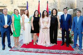 Fiesta anual en el consulado de Marruecos