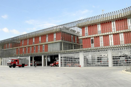 El Govern compensará a Cort el pago de la Capitalidad con el parque de bomberos