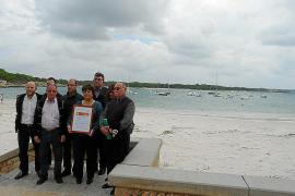 Las playas vírgenes del municipio consiguen un distintivo de calidad