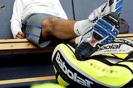 Rafa Nadal: «El año es bueno y puede ser mejor»