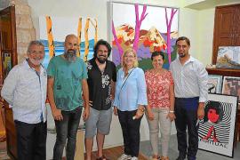 Llorenç Garrit presenta su obra en Santanyí