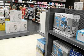 Las altas temperaturas disparan el consumo eléctrico doméstico en Baleares