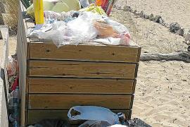 Las ratas proliferan en el Molinar por el auge de las cenas en las playas