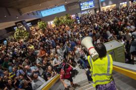 Una crema provoca la evacuación de parte del aeropuerto de Fráncfort