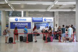 La huelga de pilotos de Ryanair afectará este viernes a miles de pasajeros en Baleares