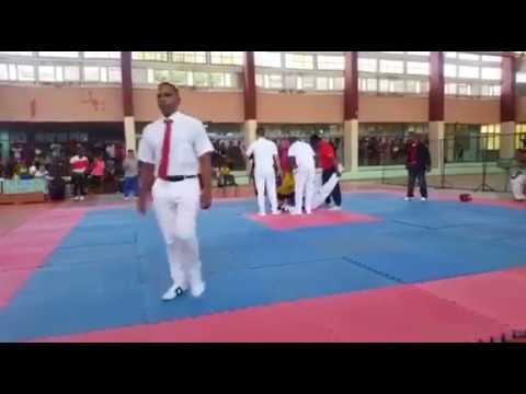 Un joven de 16 años muere durante un combate de taekwondo