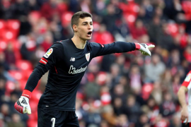 El Chelsea ficha al portero español Kepa