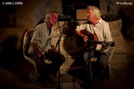 Tomás con Gas, versiones acústicas de los sesenta y setenta, en Can Monroig