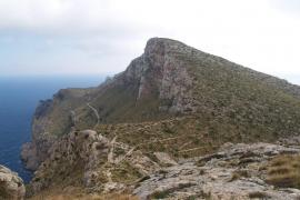 El Gobierno cede el Camí Vell del Faro de Formentor al Consell de Mallorca