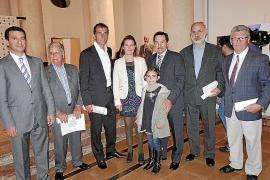 Entrega de los Premis Gota d'Oli de Mallorca en la Misericòrdia