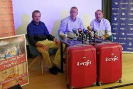 El Iberojet Palma presenta su campaña de socios «más ilusionante»