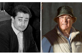 El 'Viejo' Charlín y el mayor de sus hijos varones detenidos por narcotráfico