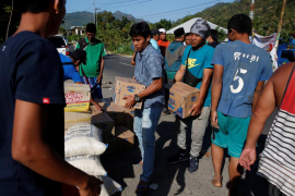 Elevan a 259 el número de víctimas del terremoto de Lombok