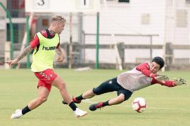 Brandon Thomas, nuevo jugador de Osasuna: «Me gusta la presión»