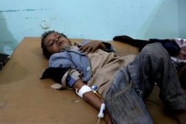 Más de 40 muertos, muchos de ellos niños, por ataques de la coalición saudí en el norte de Yemen
