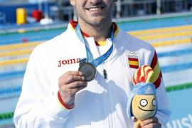 Joan Lluís Pons, bronce en los 400 estilos