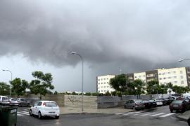 Mallorca, de nuevo en alerta por lluvias