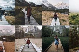 Una joven se crea una cuenta de Instagram para criticar la falta de originalidad en las fotos que publicamos