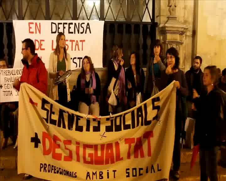 Máxima crispación en el pleno sobre servicios sociales de Cort