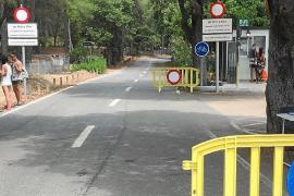 Multas de 200 euros por saltarse las restricciones en la carretera de Formentor