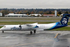 Un suicida roba un avión sin pasajeros en el aeropuerto de Seattle y lo estrella